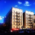 Harlem twin towers
