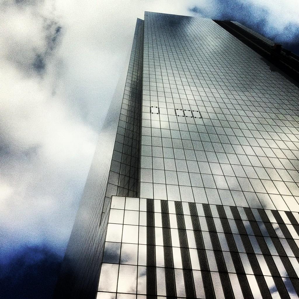 Bank Crisis Tower