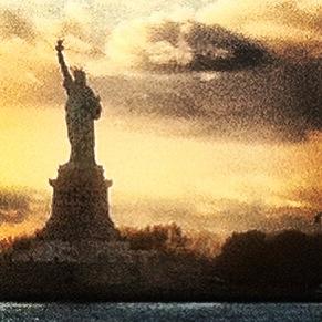 Liberty (despite stormy days)