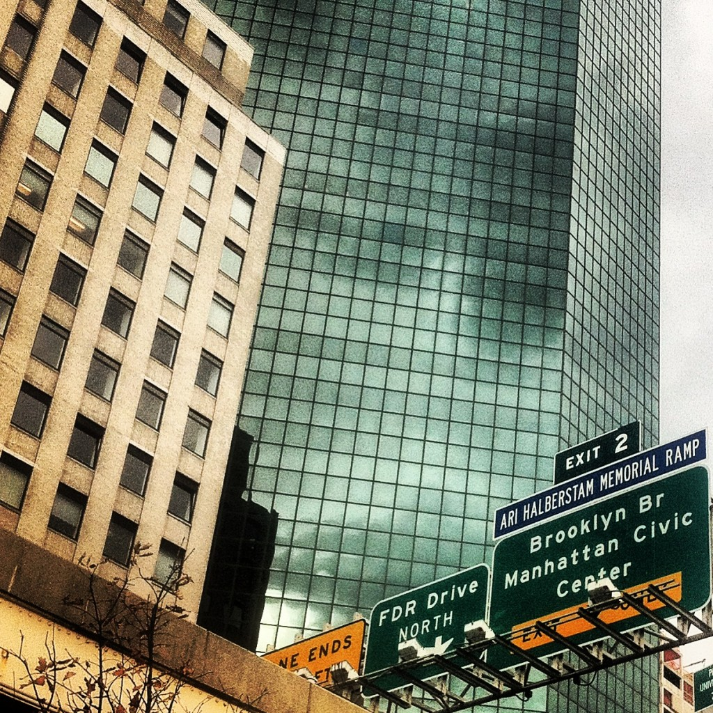 Last exit Brooklyn