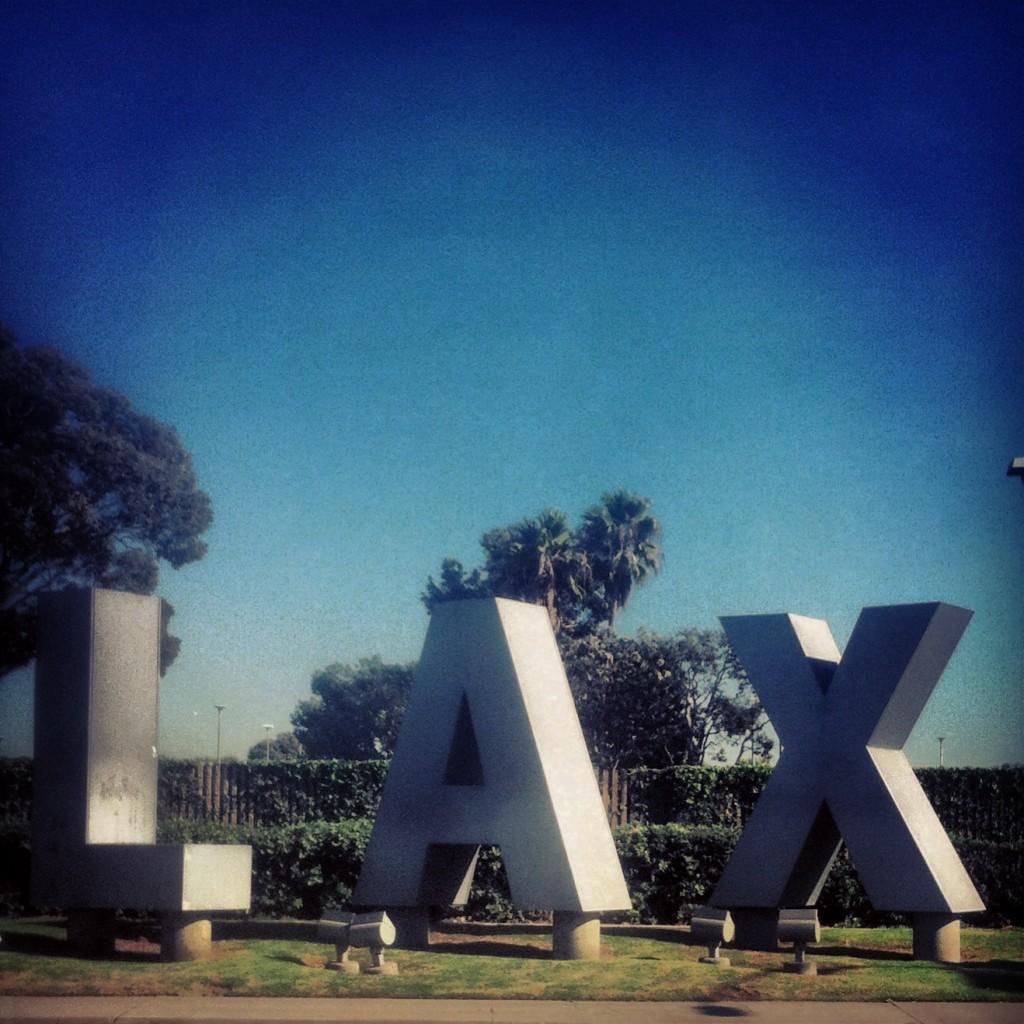 L.A. signs