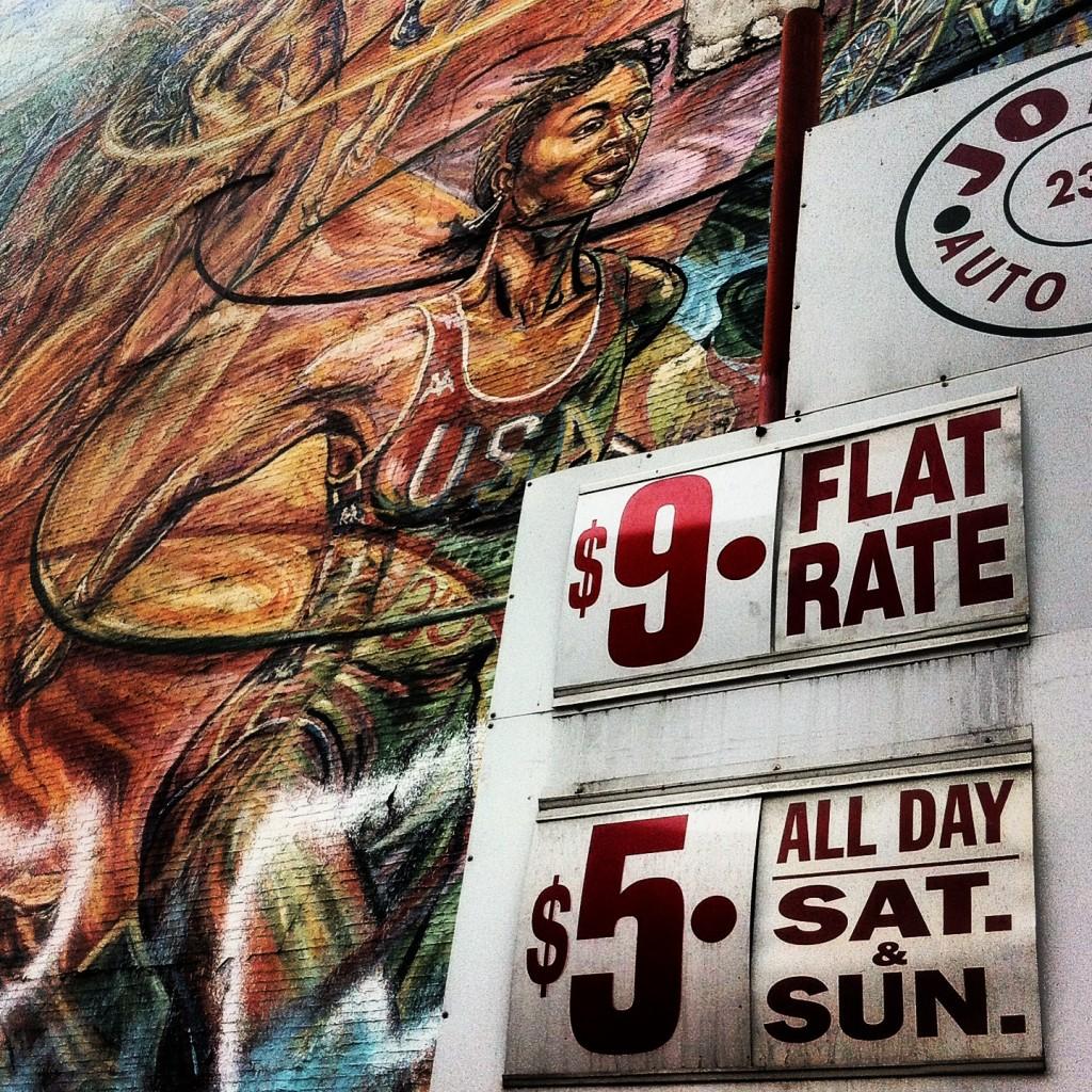Flat rate L.A.