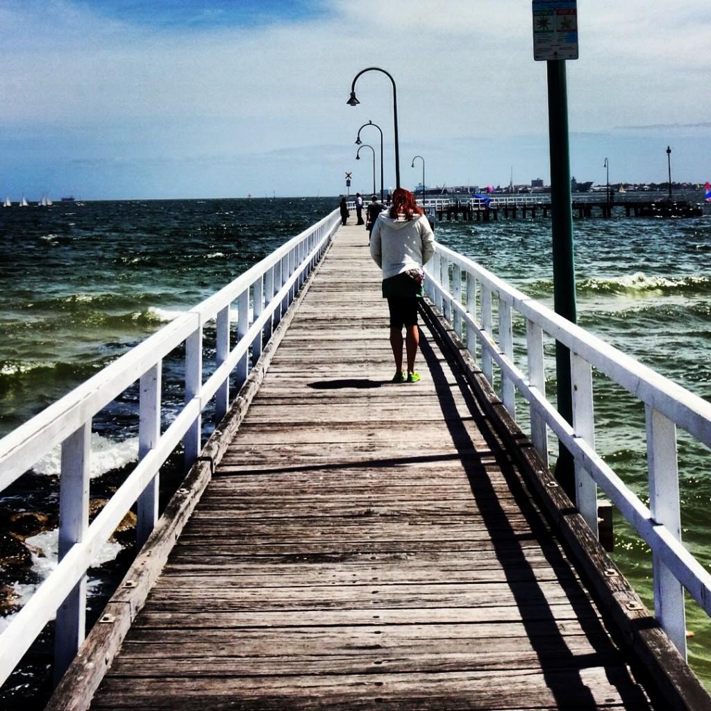 St. Kilda Kite Beach