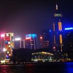 Hongkong island
