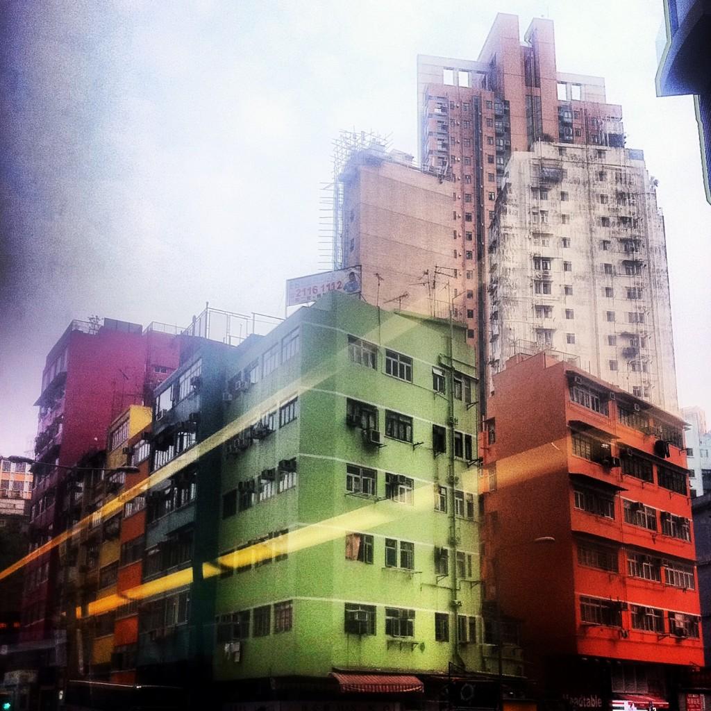 Hongkong colors
