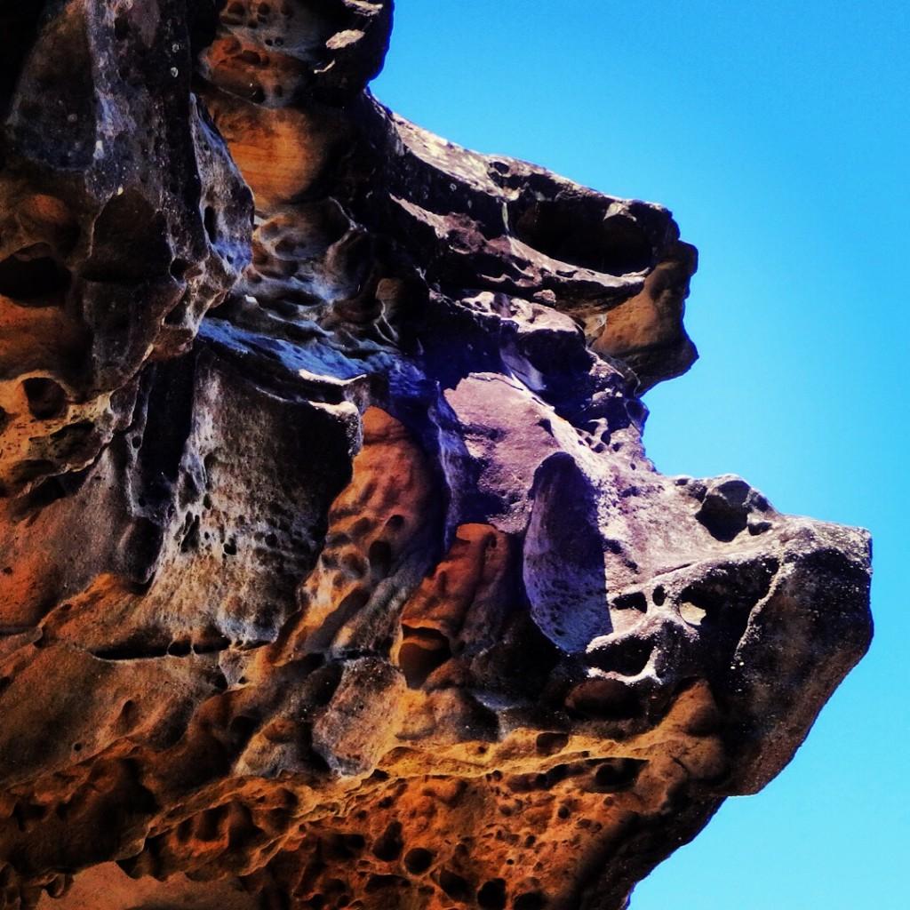 On the rocks IV