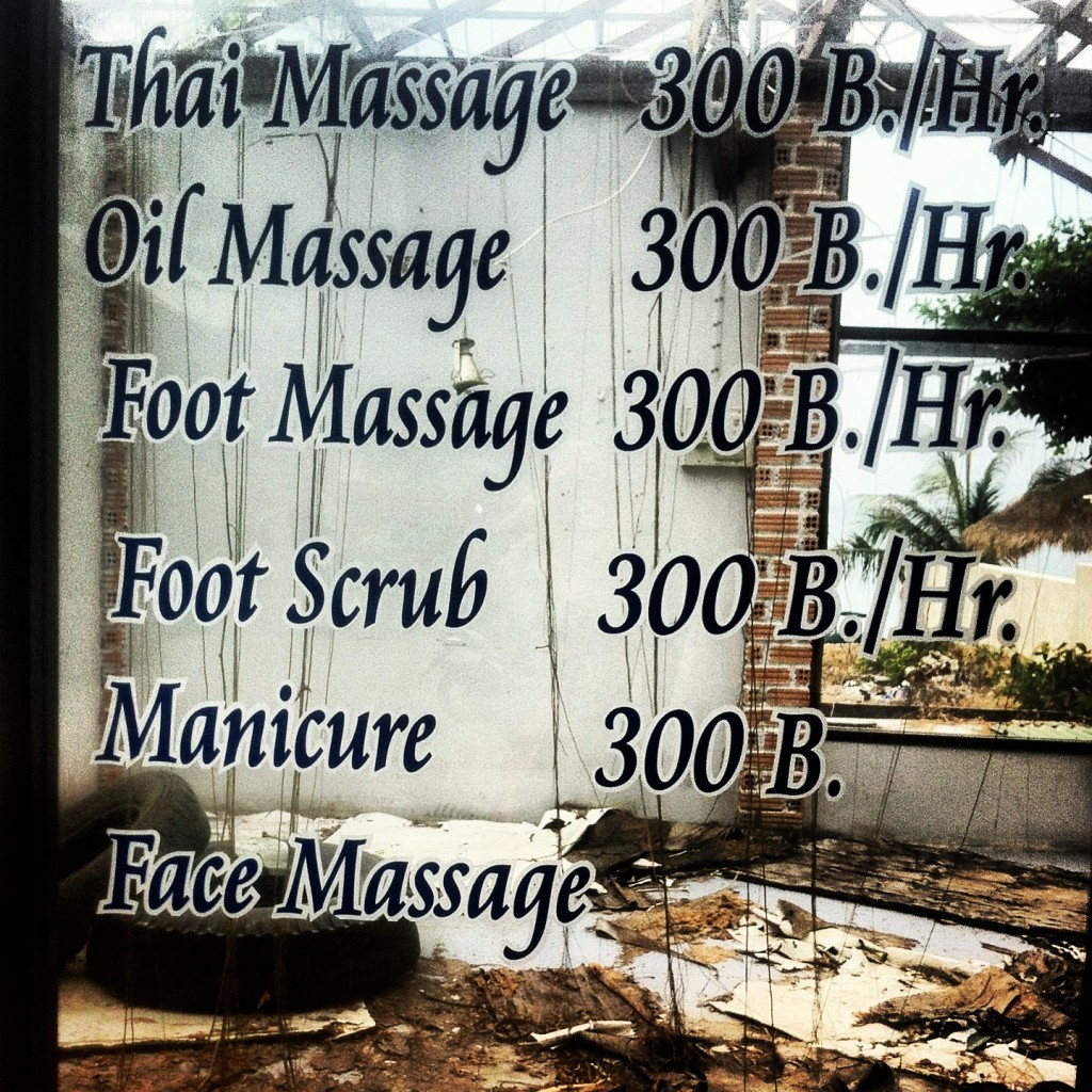 Nicest massage ever