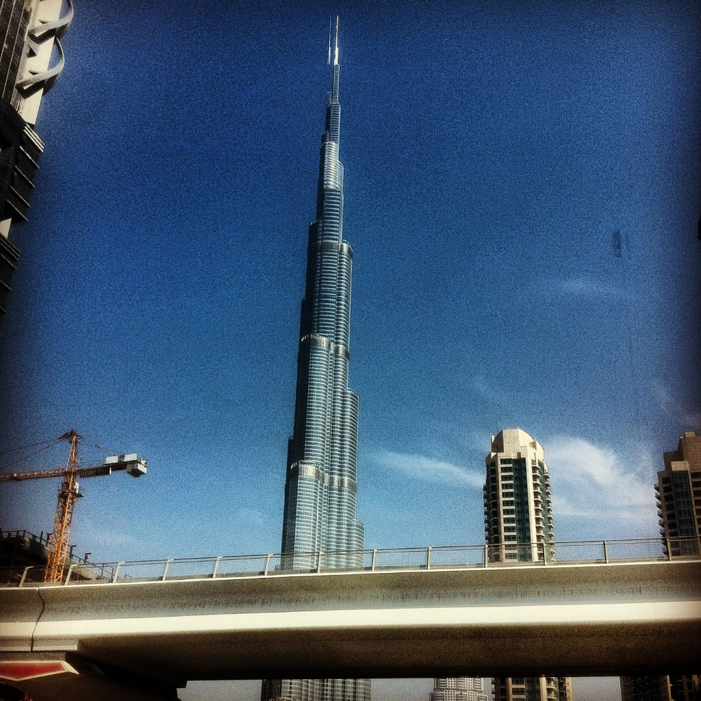 Long tall Khalifa