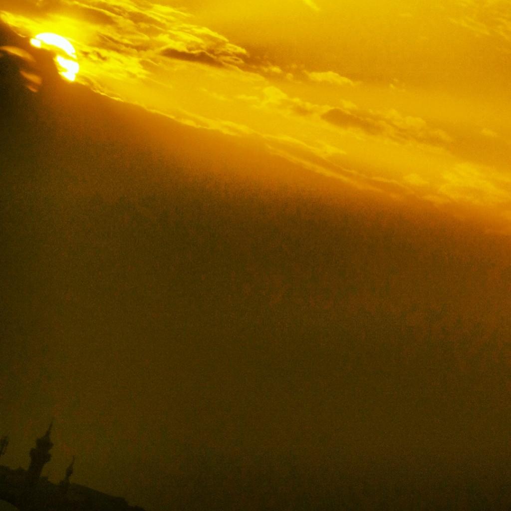 ^Sunset