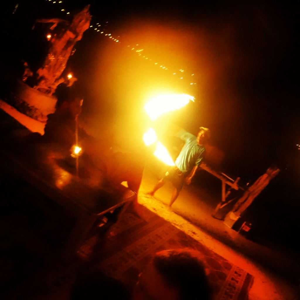 Babaloo fire